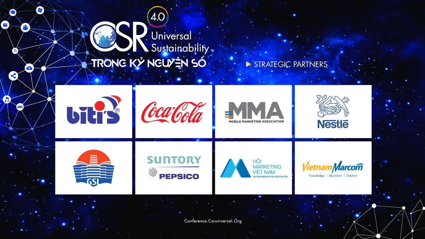 CSRUniversal 2019 PARTNERs